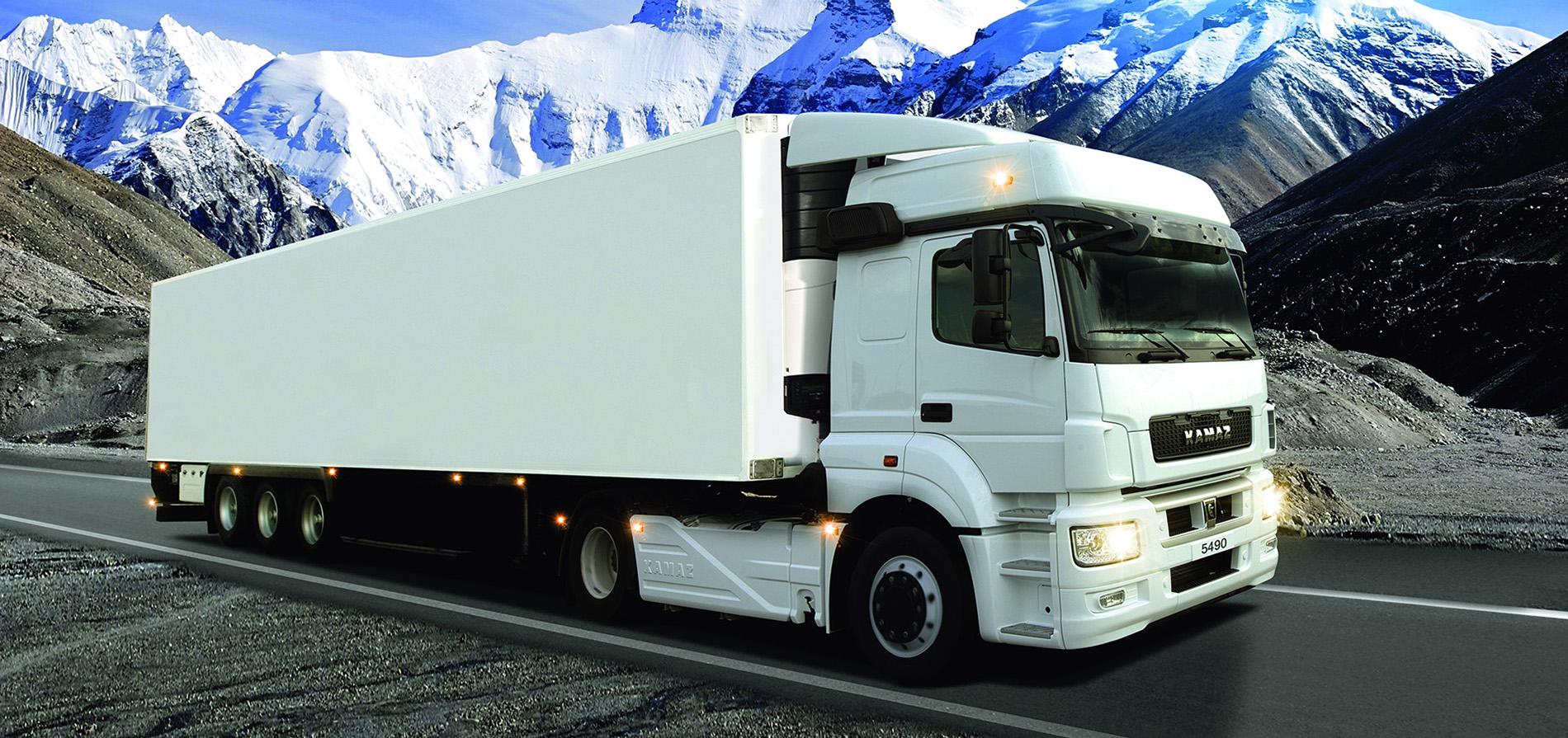 Программу для грузовых иномарок