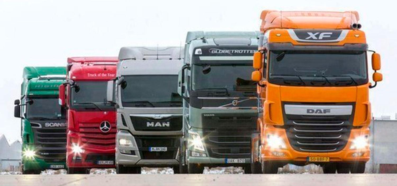 авто грузовики фото